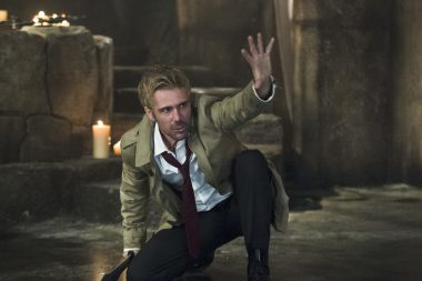 SwampThing | Matt Ryan revelou que gostaria de interpretar Constantine também no DCUniverse