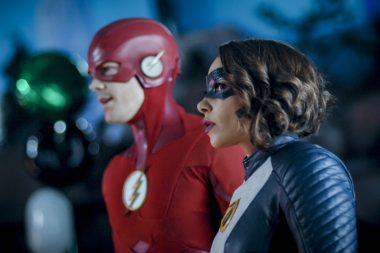 The Flash S05E17 Time Bomb