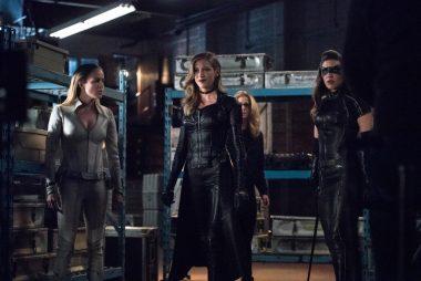 Arrow   S07E18 Lost Canary