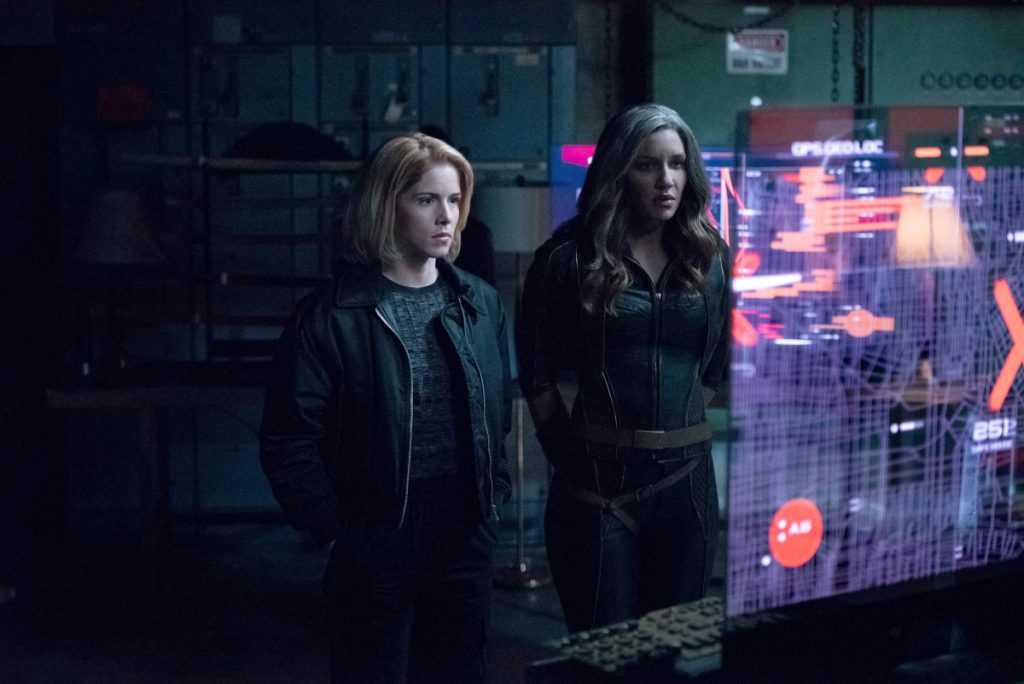 Arrow | S07E18 Lost Canary