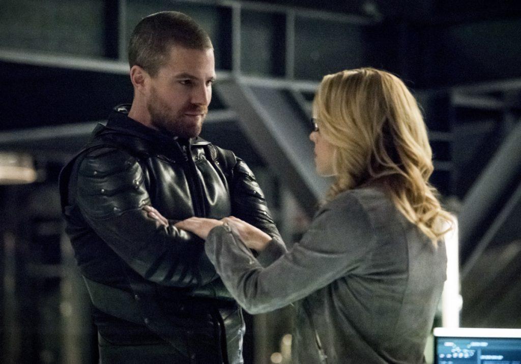 Arrow | S07E19 Spartan