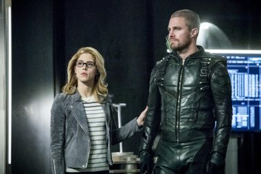 Arrow | S07E19 Spartan