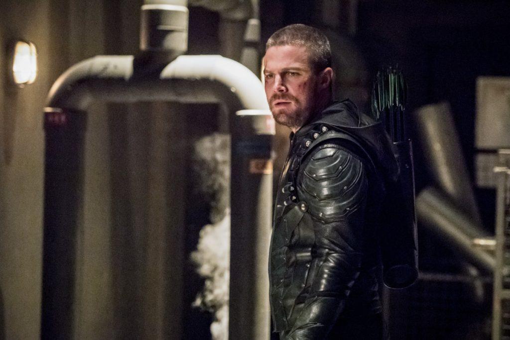 Arrow | S07E20 Confessions