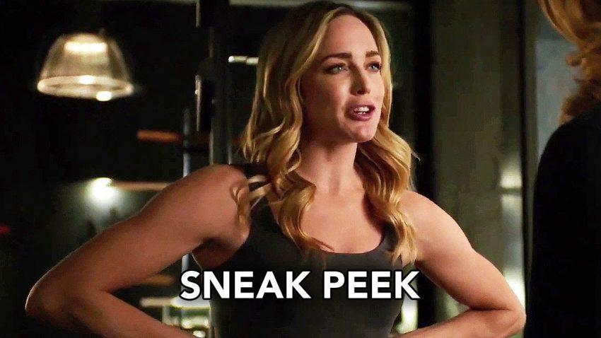 Arrow | Sneak Peek S07E18 Lost Canary