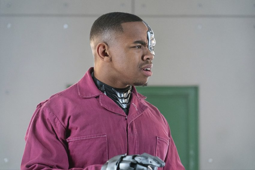 Doom Patrol | S01E12 Cyborg Patrol