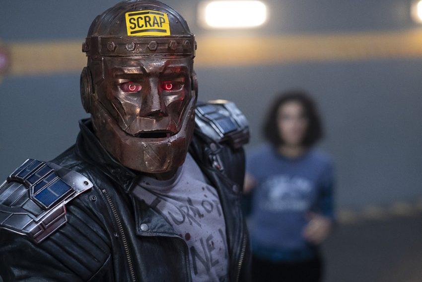 Doom Patrol   S01E12 Cyborg Patrol