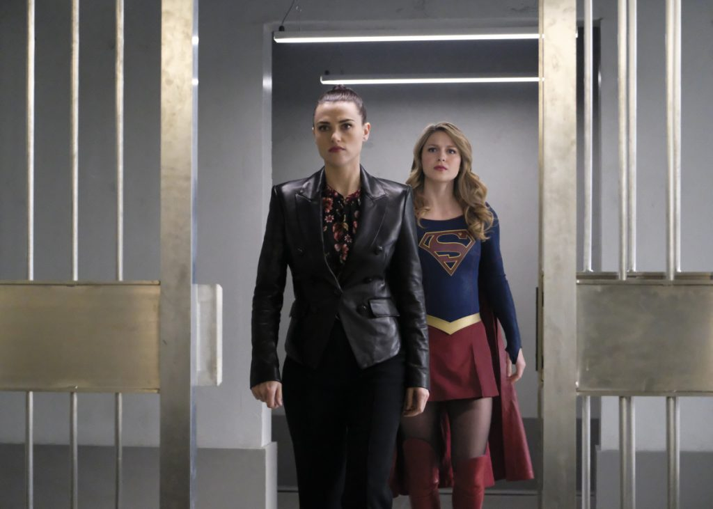Supergirl | S04E18 Crime and Punishment