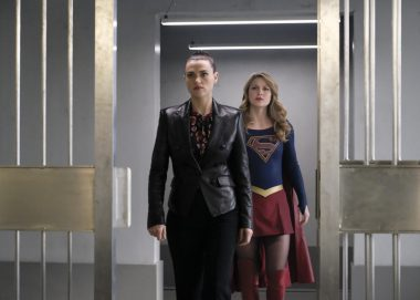 Supergirl | S04E18 Crime and Punishment