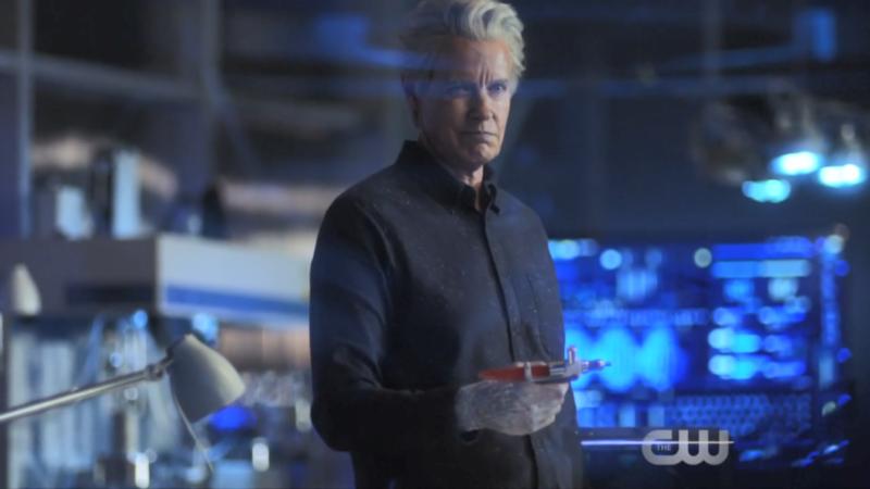 The Flash | Nova foto do episódio Snow Pack mostra Kyle Secor como Icicle