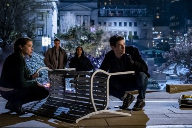 The Flash   S05E21 The Girl With The Red Lightning