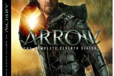 Arrow | Divulgado a arte da capa do Blu-Ray da 7ª temporada