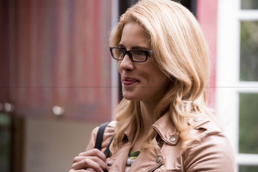 Arrow   Presidente da CW responde sobre a volta de Felicity na 8ª temporada