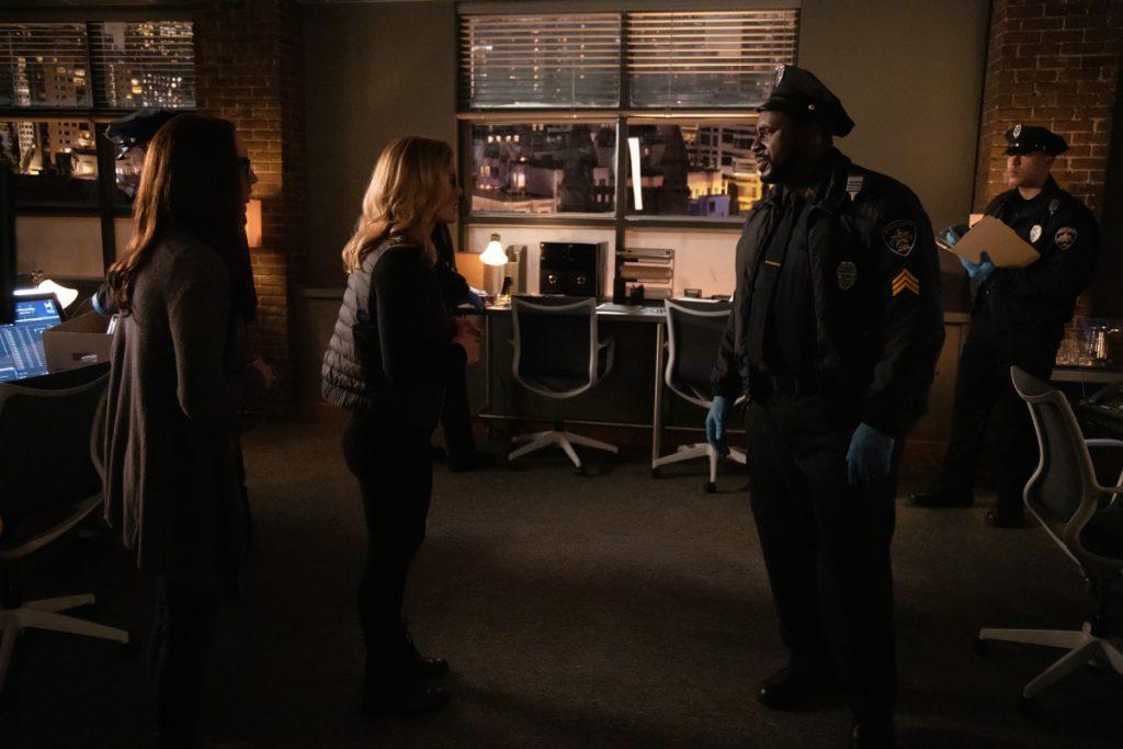 Arrow | S07E21 Living Proof