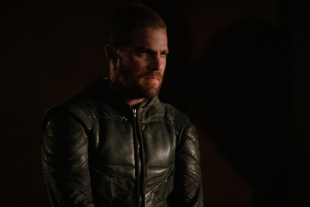 Arrow S07E21 Living Proof