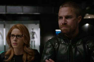 Arrow | S07E22 You Have Saved This City