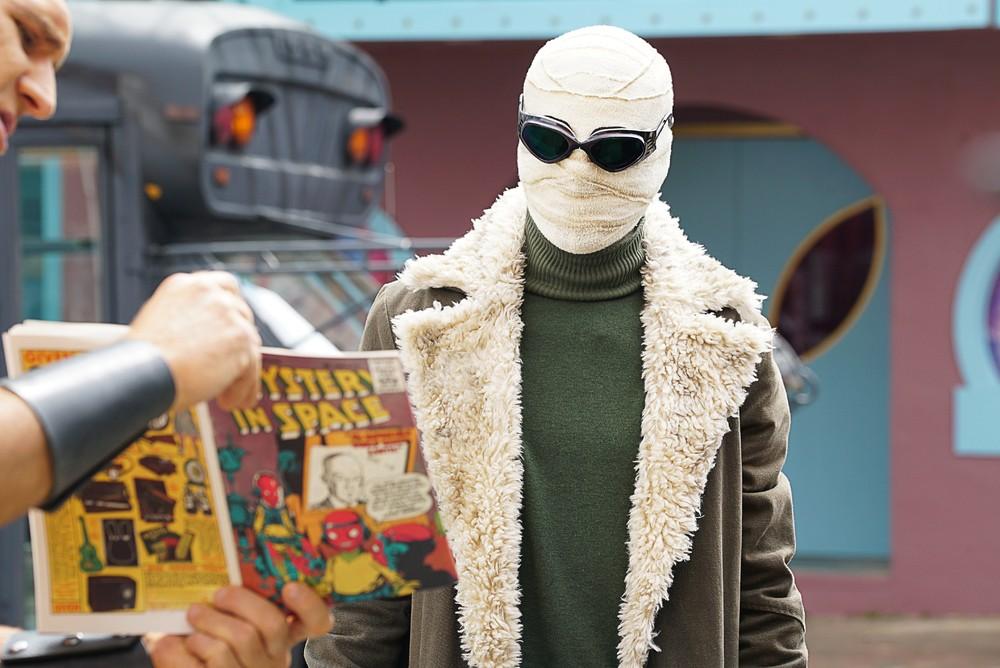 Doom Patrol S01E14 Penultimate Patrol
