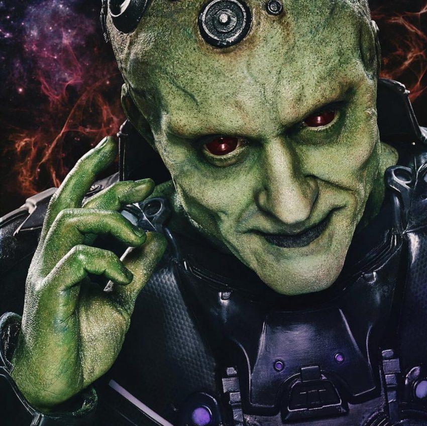 Krypton | Novas imagens promocionais do Brainiac e Doomsday