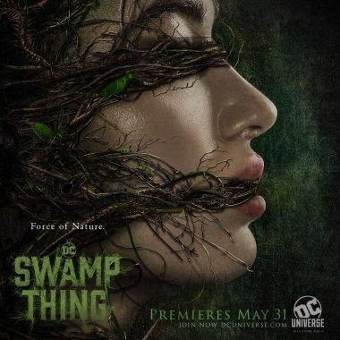 Swamp Thing | Divulgado mais dois novos Poster da série