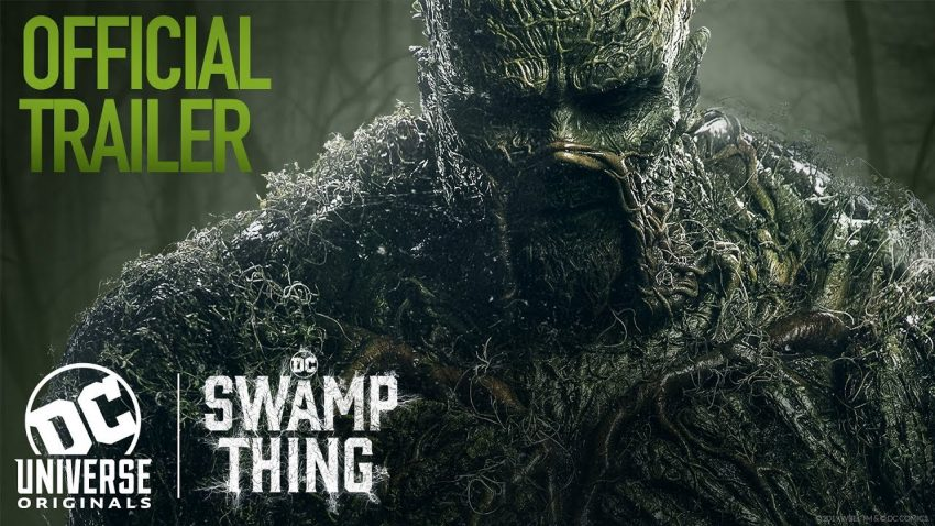 "Swamp Thing | Divulgado trailer completo ""The Ultimate Membership"""