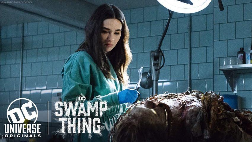 Swamp Thing | Novo trailer te dará pesadelos