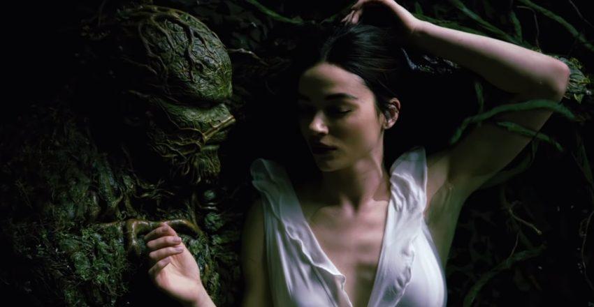 Swamp Thing | Teaser revela Abby Arcane Deitada No Pântano Com Alec Holland