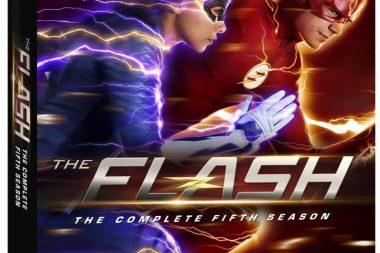 The Flash | Divulgado detalhes e arte da capa do Blu-Ray da 5ª temporada