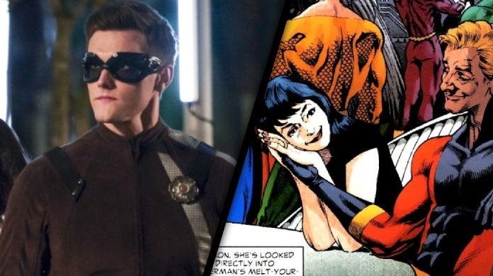 The Flash | Hartley Sawyer falou sobre a possibilidade de um relacionamento de Ralph e Sue na 6ª temporada