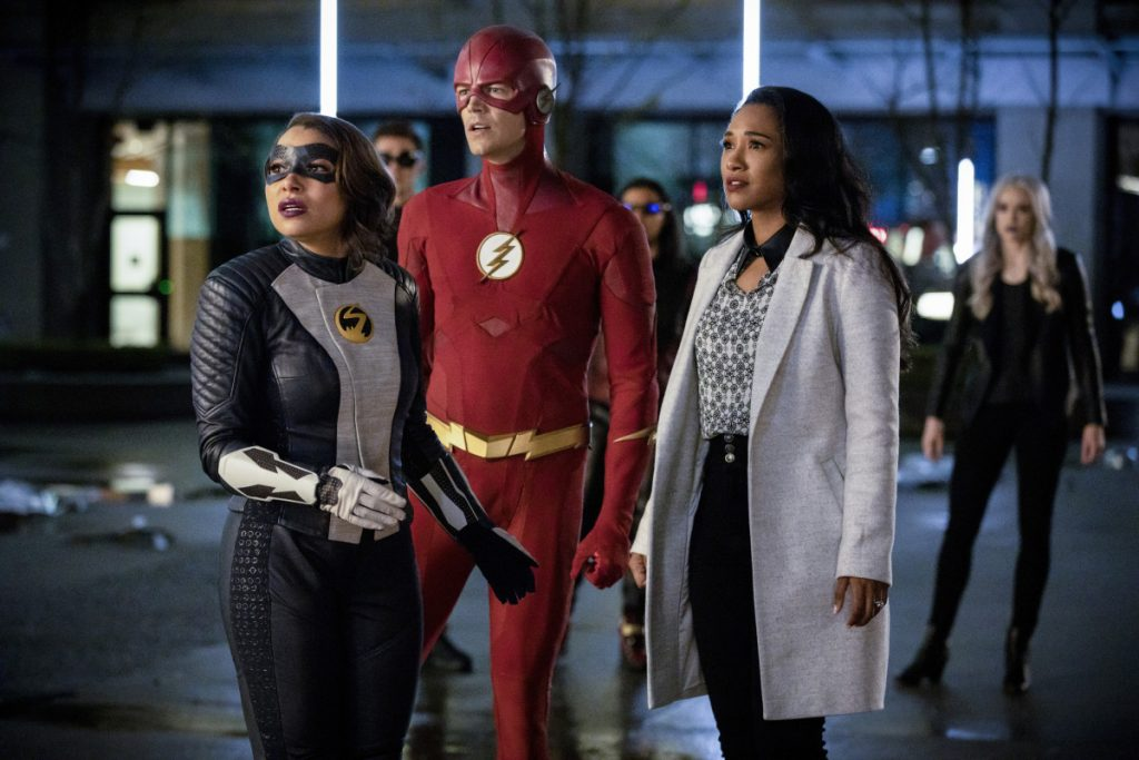 The Flash | S05E22 Legacy