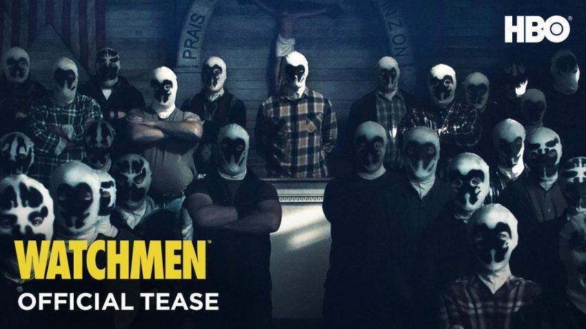 Watchmen   Divulgado primeiro trailer da série