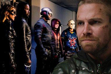 Arrow | Escritores se preparam para a temporada final
