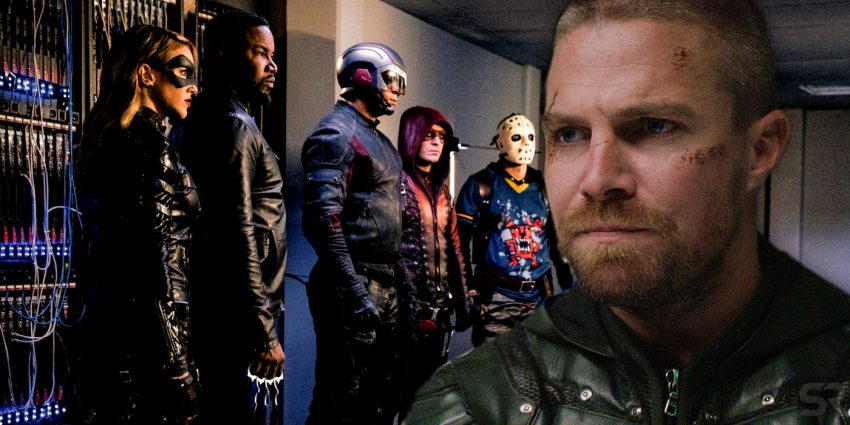 Arrow | Escritores se preparam para a temporada final