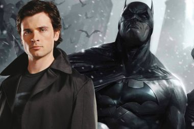 Arrow | Tom Welling está interessado em interpretar Batman no arrowverse