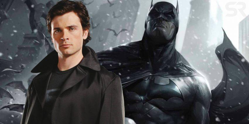Arrow | Tom Welling está interessado em interpretar Batman no arrowverse