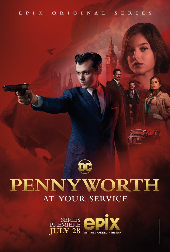Pennyworth | Novo trailer e Key Art divulgados