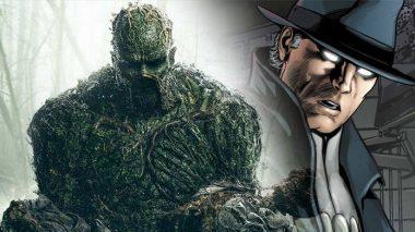Swamp Thing | Phantom Stranger está chegando