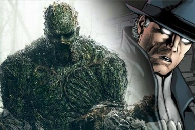 Swamp Thing | Phantom Stranger está chegando