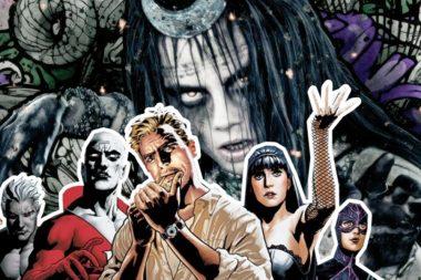 Swamp Thing | Planos originais revelam a criação de uma série da Liga da Justiça Sombria