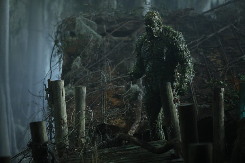 Swamp Thing | S01E02 Worlds Apart