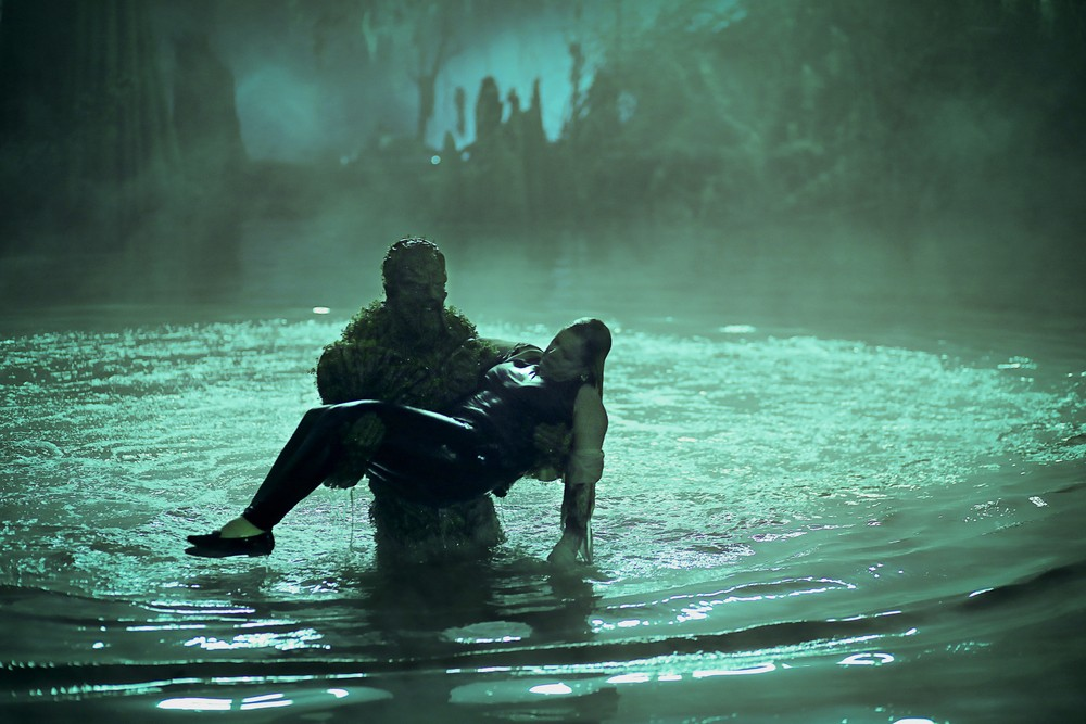 Swamp Thing | S01E05 Drive All Night