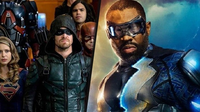 Black Lightning | Cress Williams fala sobre a possíbilidade de um crossover com o arroverse