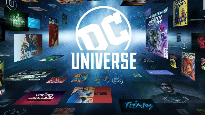 DC Universe | Serviço não será encerrado após o lançamento do novo streaming da Warner
