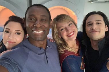 Supergirl | Kara terá novo visual na 5ª temporada
