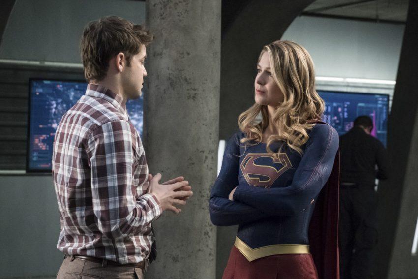 Supergirl   Winn estará de volta na quinta temporada