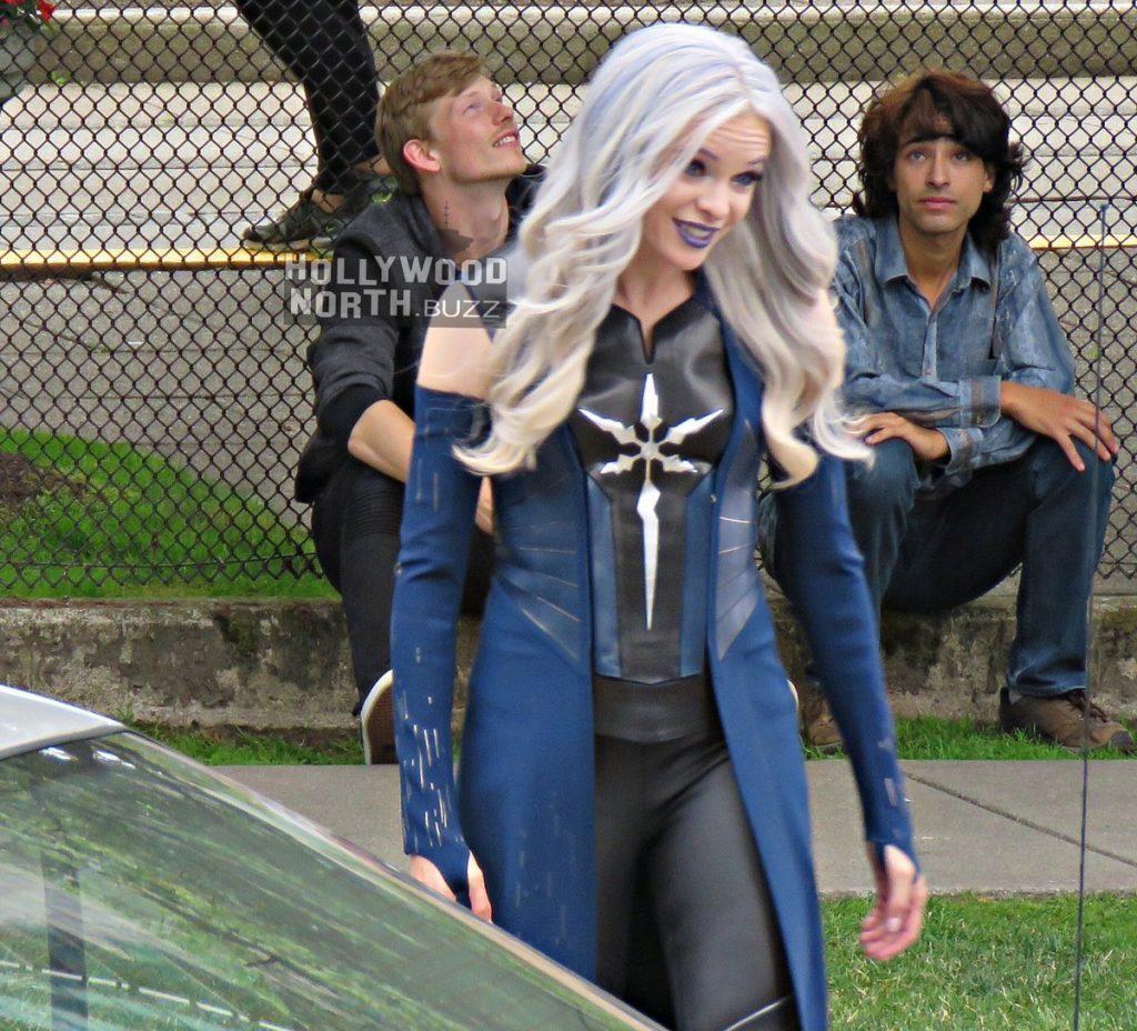 The Flash   Nevasca ganha novo uniforme para 6ª temporada