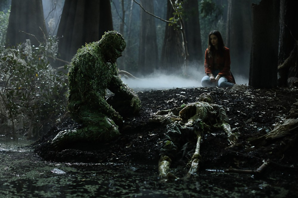 Swamp Thing | Episódio final S01E10 Loose Ends