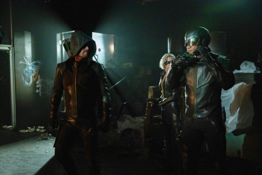Arrow | Fotos Promocionais do Primeiro episódio da última temporada