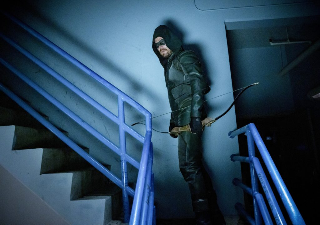 Arrow | Fotos Promocionais do Primeiro episódio da última temporada