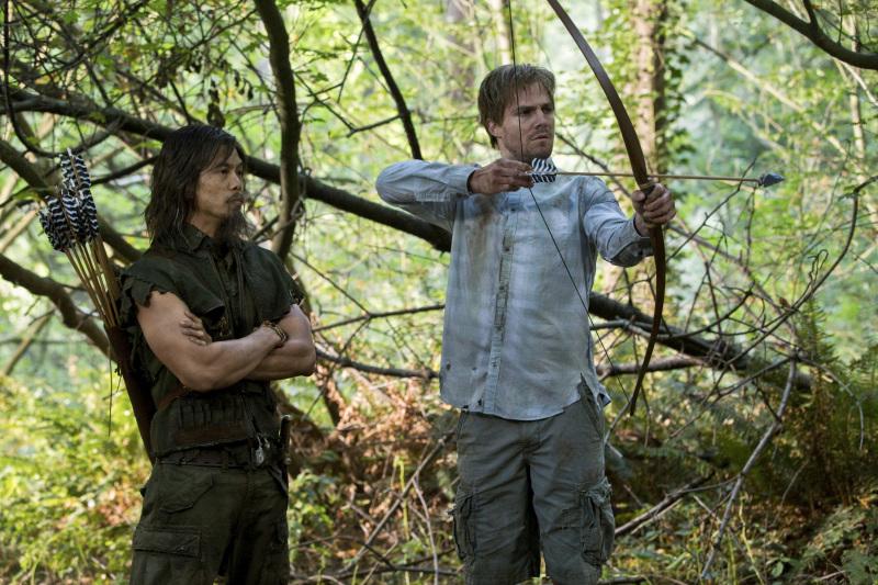 Arrow | Yao Fei estará de volta na 8ª temporada