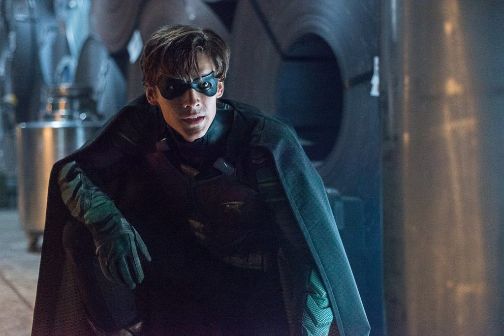 Titans | Promos do episódio S02E04 Aqualad