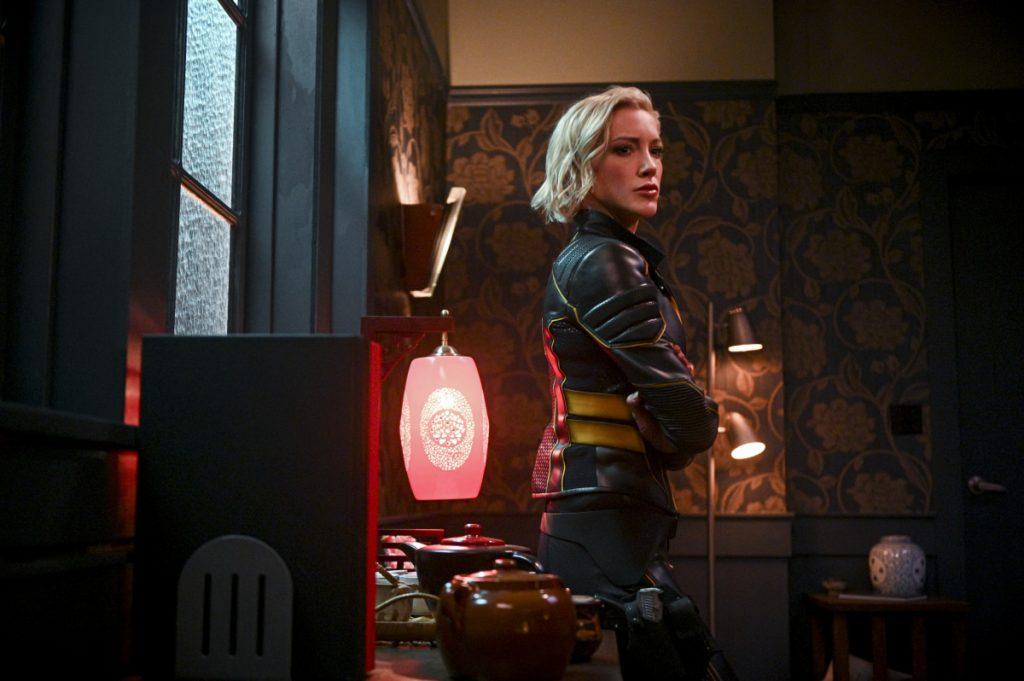 Arrow | Promos do episódio Welcome To Hong Kong S08E02 | laurel
